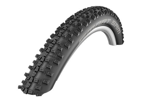 "Schwalbe Smart Sam Performance Dual LiteSkin 26"", faltbar"