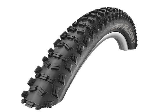 "Schwalbe Fat Albert Rear Evolution Snakeskin, Trailstar, TL Easy, 29"", faltbar"